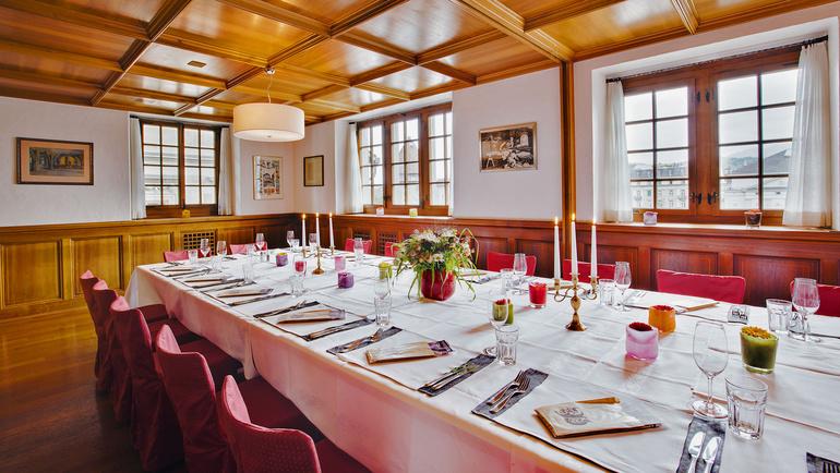 Ihr Anlass | Zunfthausrestaurant Pfistern Luzern